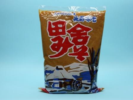 1012  田舍味噌