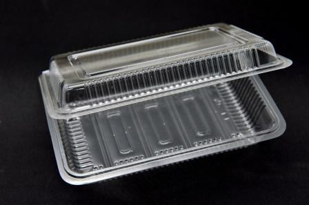 5039  透明膠盒  (連蓋)
