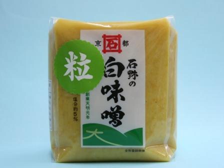 1008  粒  石野西京味噌