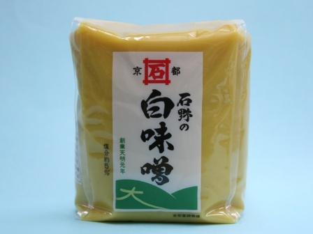 1007  石野西京 白味噌