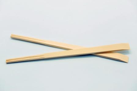5002  9吋 利久筷子天削杉